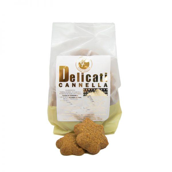 Biscotti Delicati alla Cannella - Bottega di Mezzo