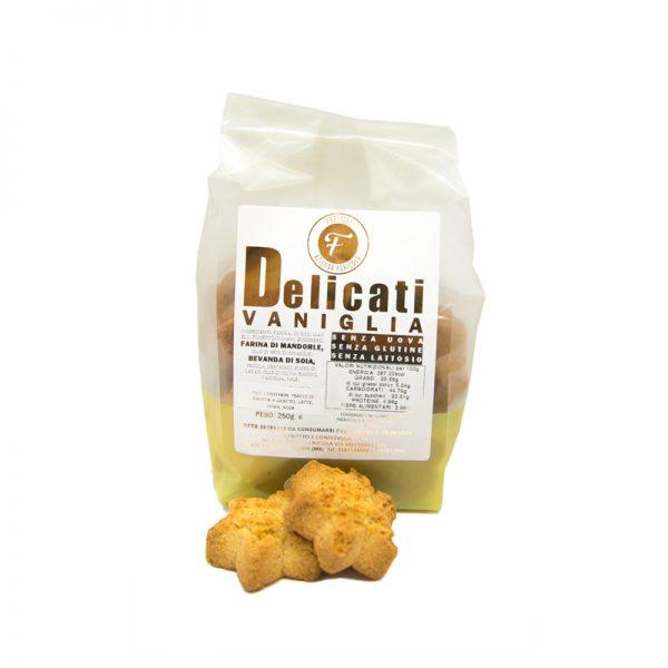 Biscotti Delicati alla Vaniglia | Bottega di Mezzo