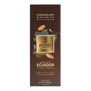 Cioccolato Biologico - Esmeraldas Ecuardor - Bottega di Mezzo